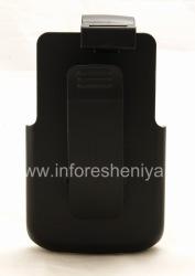 Фирменная кобура Seidio Surface Holster для фирменного чехла Seidio Surface Case для  BlackBerry 9360/9370 Curve, Черный (Black)