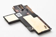 SIM الموصلات رقاقة، SD لبلاك بيري كيرف 9360/9370, أسود