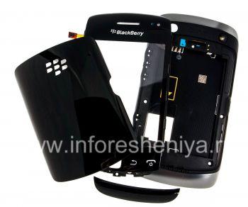 最初的情况下BlackBerry 9380曲线