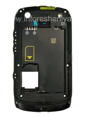Buy La parte central de la caja original para el BlackBerry 9380 Curve
