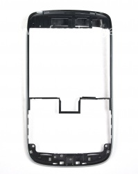 Оригинальный ободок для BlackBerry 9790 Bold, Металлик