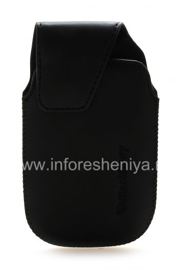 Кожаный чехол с клипсой для BlackBerry 9790 Bold