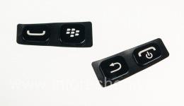 Кнопки верхней клавиатуры для BlackBerry 9790 Bold, Черный