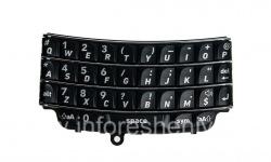 Оригинальная английская клавиатура для BlackBerry 9790 Bold, Черный