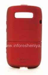 Фирменный пластиковый чехол Seidio Surface Case для BlackBerry 9790 Bold, Красный (Garnet Red)