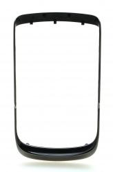 Оригинальный ободок без логотипа оператора для BlackBerry 9800/9810 Torch, Темный металлик (Сharcoal)