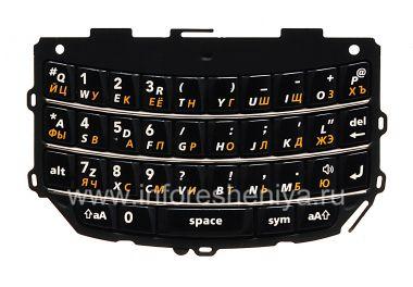 Купить Русская клавиатура BlackBerry 9800/9810 Torch