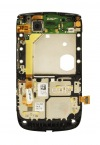 Photo 2 — The middle part of the original body with a chip set for BlackBerry 9800/9810 Torch, 9800, Black