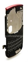 Photo 3 — The middle part of the original body with a chip set for BlackBerry 9800/9810 Torch, 9800, Red