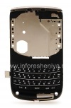 Photo 1 — The middle part of the original body with a chip set for BlackBerry 9800/9810 Torch, 9810, Silver