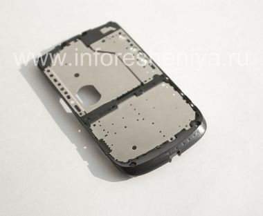 Buy La parte central de la caja original (del metal) para el BlackBerry 9800/9810 Torch
