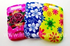 Plastic bag with a pattern for BlackBerry 9800/9810 Torch, Different patterns