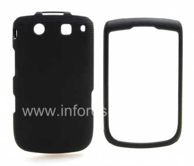 Купить Фирменный пластиковый чехол Wireless Solutions для BlackBerry 9800/9810 Torch