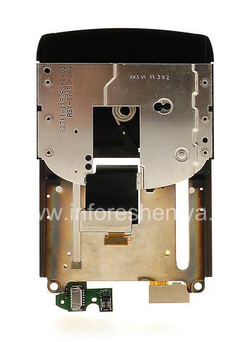 Механизм слайдера с установленной микросхемой для BlackBerry 9800/9810 Torch