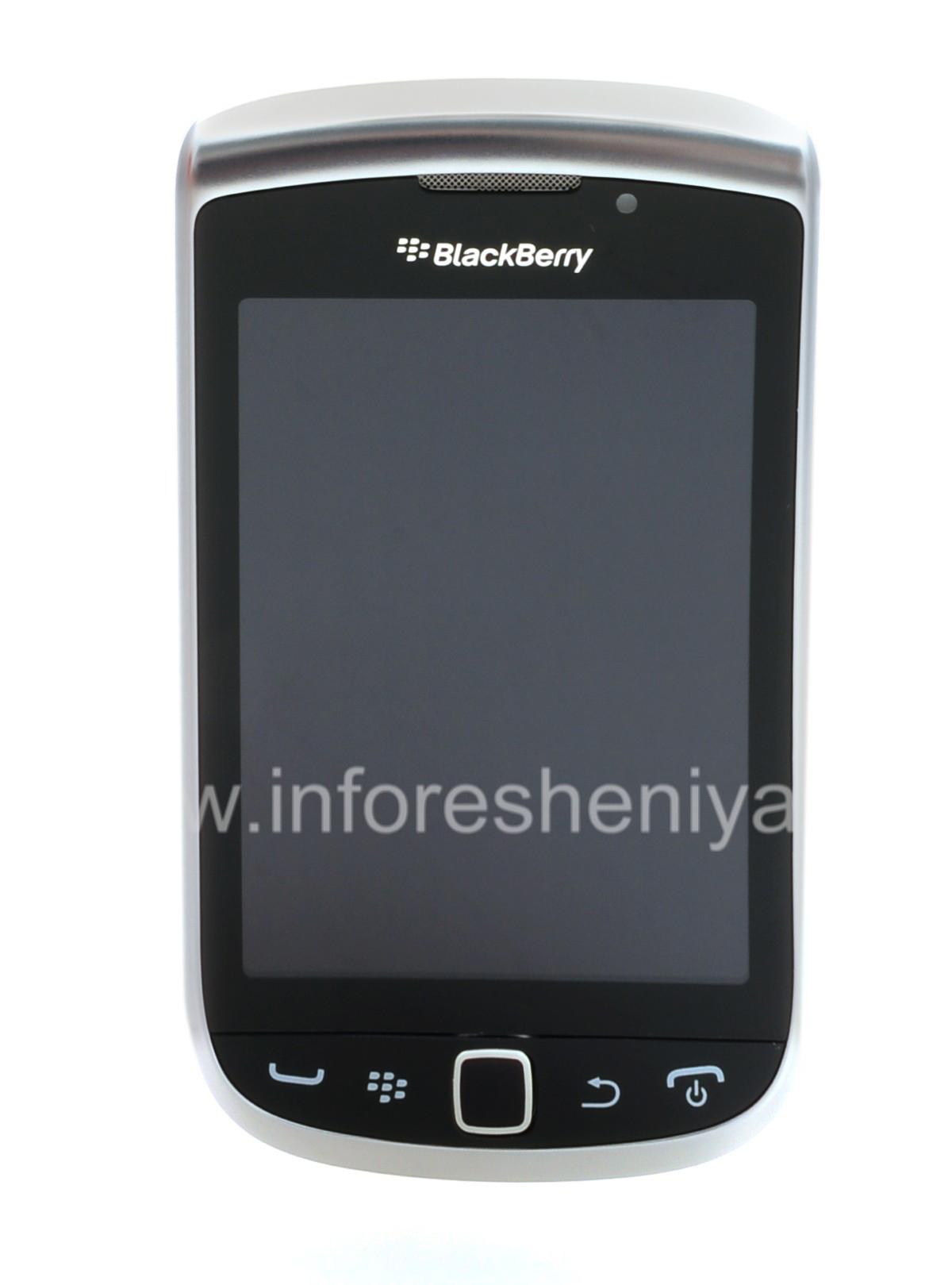 Cran lcd d 39 origine l 39 assembl e pl ni re pour blackberry for Photo ecran blackberry