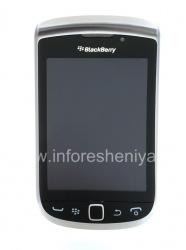 Оригинальный экран LCD в полной сборке для BlackBerry 9810 Torch, Серебряный, тип 001/111