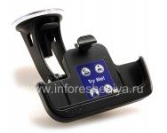 Fester Stand iGrip Ladestation (in auto / Board) zum Aufladen und Synchronisierung für Blackberry Torch 9800/9810 Torch, schwarz