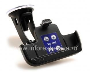 Фирменная подставка iGrip Charging Dock (в авто/настольная) для зарядки и синхронизации для BlackBerry Torch 9800/9810 Torch, Черный
