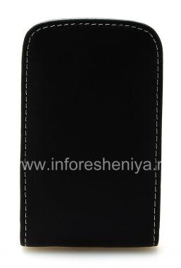 Купить Фирменный кожаный чехол-карман ручной работы Monaco Vertical Pouch Type Leather Case для BlackBerry 9800/9810 Torch