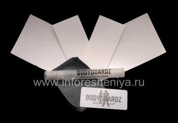 Фирменный набор прозрачных защитных пленок для экрана и корпуса BodyGuardz Protective Skin для BlackBerry 9800/9810 Torch