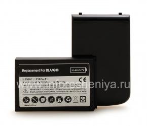 Hochleistungs-Akku für Blackberry 9900/9930 Bold Touch-, Black (Cover)