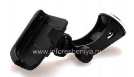 Фирменный держатель / зарядная станция в автомобиль iGrip PerfektFit Charging Dock Mount&Holder для BlackBerry 9900/9930 Bold, Черный