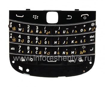 Оригинальная клавиатура для BlackBerry 9900/9930 Bold Touch (другие языки)
