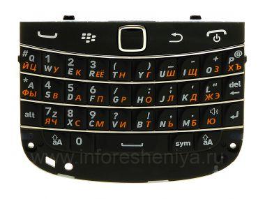 Buy الجمعية الروسية لوحة المفاتيح مع لوحة وتراكباد بلاك بيري 9900/9930 Bold تاتش