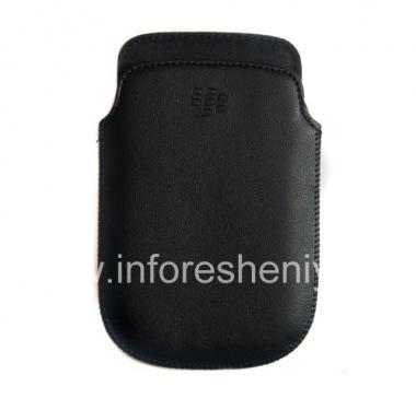 Купить Кожаный чехол-карман для BlackBerry 9900/9930/9720