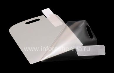 Защитная пленка для экрана зеркальная для BlackBerry 9900/9930 Bold Touch, Зеркальный