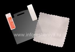 Защитная пленка для экрана прозрачная для BlackBerry 9900/9930 Bold Touch, Прозрачный