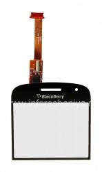 Тач-скрин (Touchscreen) для BlackBerry 9900/9930 Bold Touch, Черный