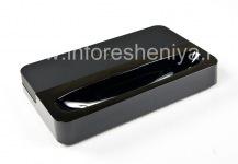 """Оригинальное настольное зарядное устройство """"Стакан"""" Charging Pod для BlackBerry 9900/9930 Bold Touch, Черный"""