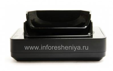 """Фирменное настольное зарядное устройство """"Стакан"""" Seidio Desktop Charging Cradle для BlackBerry 9900/9930 Bold Touch, Черный"""