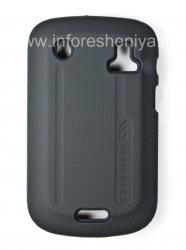 Фирменный чехол повышенной прочности Case-Mate Tough Case для BlackBerry 9900/9930 Bold Touch, Черный/Черный (Black/Black)