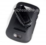 Фирменный чехол + крепление на ремень Body Glove Flex Snap-On Case для BlackBerry 9900/9930 Bold Touch, Черный