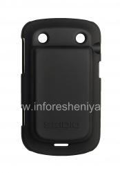 مدد حازم غطاء بلاستيكي Seidio السطح حالة البطارية للأجهزة ذات قدرة عالية بطارية بلاك بيري 9900/9930 Bold, أسود (أسود)
