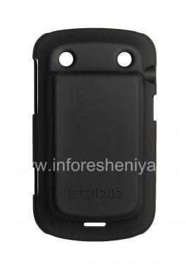 Купить Фирменный пластиковый чехол Seidio Surface Extended Battery Case для аппарата с аккумулятором повышенной емкости BlackBerry 9900/9930 Bold