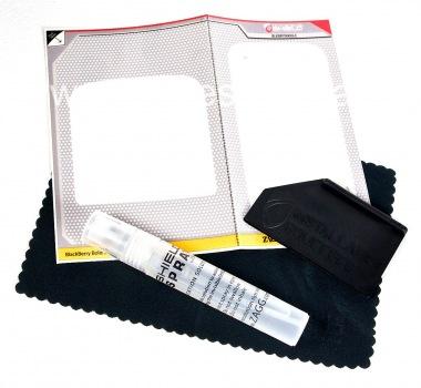 Купить Фирменная защитная пленка для экрана и корпуса ZAGG invisibleSHIELD для BlackBerry 9900/9930 Bold