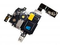 Микросхема карты памяти, сим-карты (SIM) и вспышки BlackBerry 9850/9860 Torch