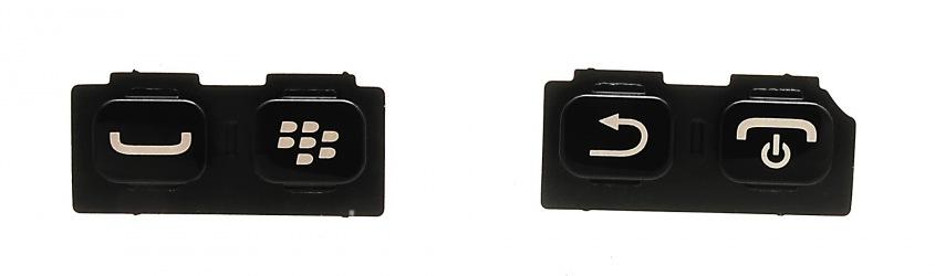 Кнопки Меню (Menu Keypad) для BlackBerry 9850/9860 Torch, Черный