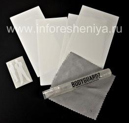 Фирменный набор прозрачных защитных пленок для экрана и корпуса BodyGuardz Protective Skin (2 набора) для BlackBerry 9850/9860 Torch, Прозрачный