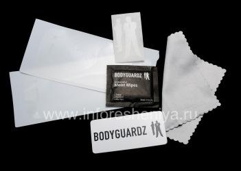 Фирменная защитная пленка Уплотненная для экрана BodyGuardz UltraTough ScreenGuardz (2 штуки) для BlackBerry 9850/9860 Torch, Прозрачный