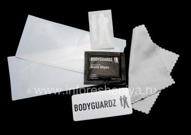 Купить Фирменная защитная пленка Уплотненная для экрана BodyGuardz UltraTough ScreenGuardz (2 штуки) для BlackBerry 9850/9860 Torch