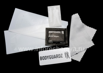 Фирменная защитная пленка Уплотненная для экрана BodyGuardz UltraTough ScreenGuardz (2 штуки) для BlackBerry 9850/9860 Torch