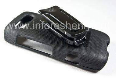 Купить Фирменный чехол + крепление на ремень Body Glove Flex Snap-On Case для BlackBerry 9850/9860 Torch
