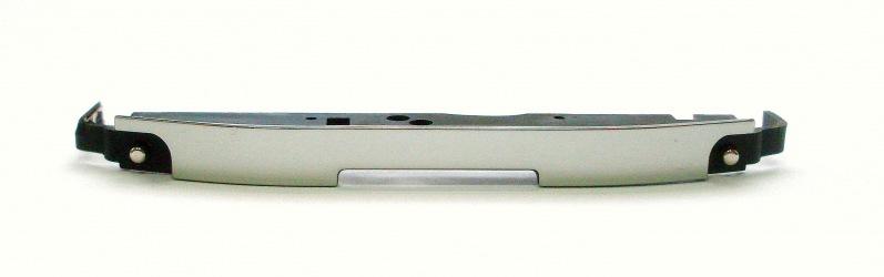 Контактная панель ободка для BlackBerry P'9981 Porsche Design, Металлик