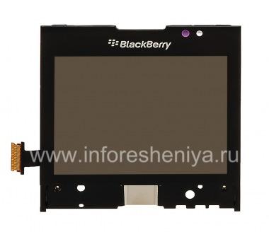 Купить Экран LCD в сборке с тач-скрином для BlackBerry P