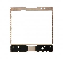 Frame-Anzeige (LCD Frame) für Blackberry P'9981 Porsche Design, Schwarz