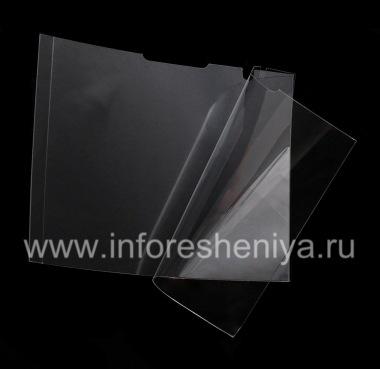 Купить Фирменная ультратонкая защитная пленка для экрана Savvies Crystal-Clear для BlackBerry P